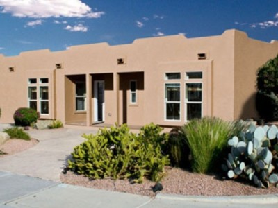 Territorial series homes southwest style and santa fe for Santa fe style manufactured homes